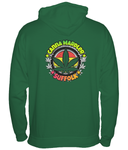 Canna Mardler Suffolk Zip up Hoody - 420UK