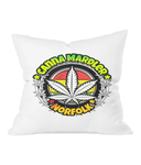Throw Cushion canna mardler norfolk - 420UK