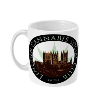 Canna Mardler Lincoln Mug - 420UK