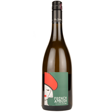 French Ambush Viognier, 2017