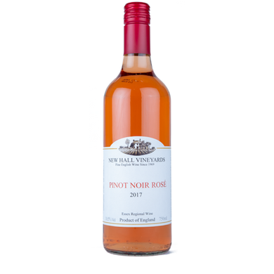 New Hall Pinot Noir Rosé, 2017