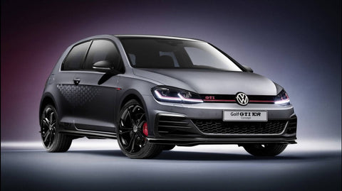 VW Golf GTI TCR, Frontal
