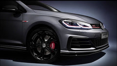 VW Golf GTI TCR, frontal lateral