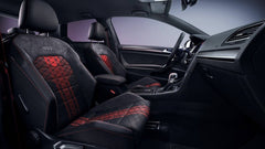 VW Golf GTI TCR Interior 2