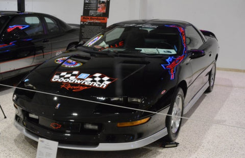 Museo de autos de colleccion muscle cars - Chevrolet Camaro Goodwrench