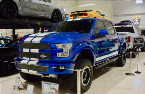 Museo de autos de colleccion muscle cars - Ford F150 Shelby