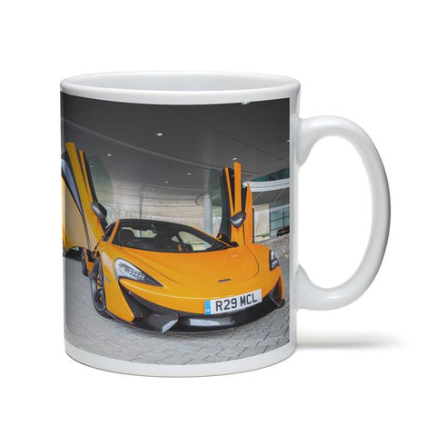 Taza Cafe McLaren 570 vs 650s