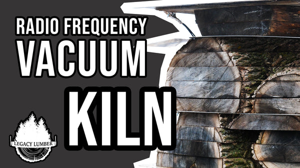 An in-depth look at our Radio Frequency Vacuum Kiln!