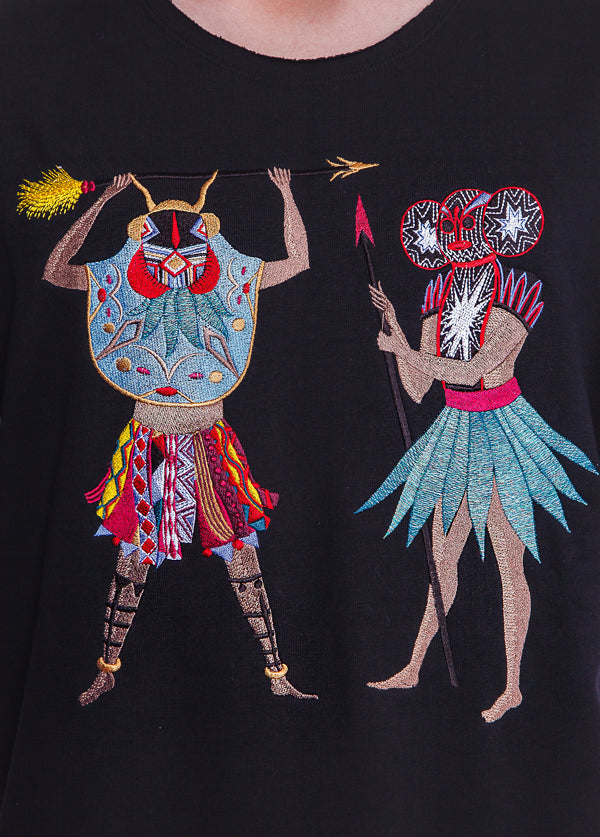 Two Shamans Sweatshirt