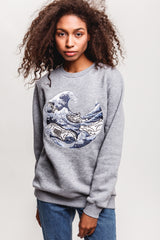 Sneakers Sweatshirt