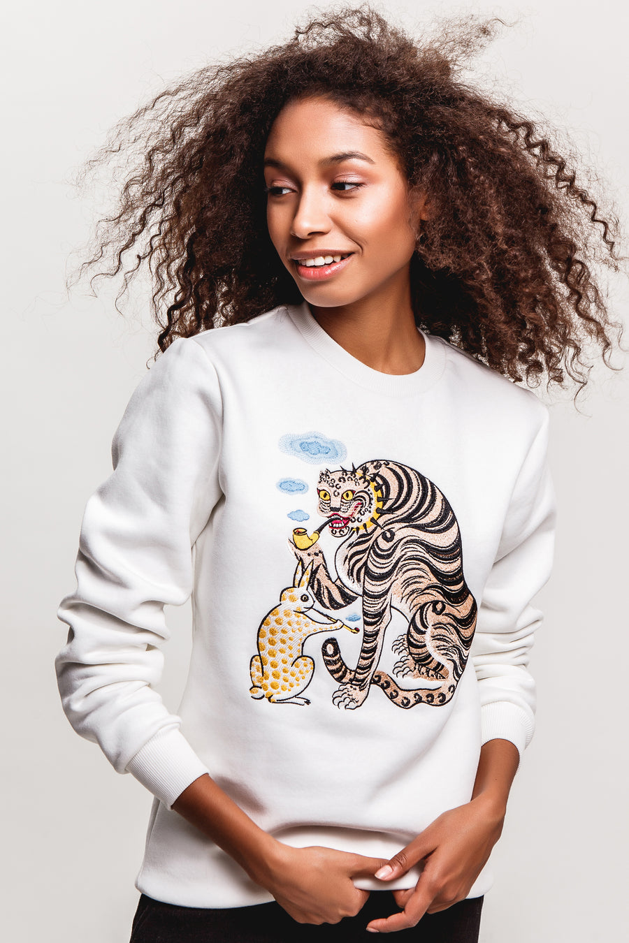 Tiger & Rabbit Sweatshirt