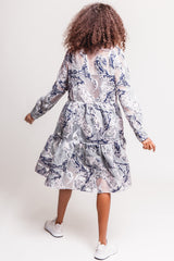 Detailed Cutouts Organza Dress