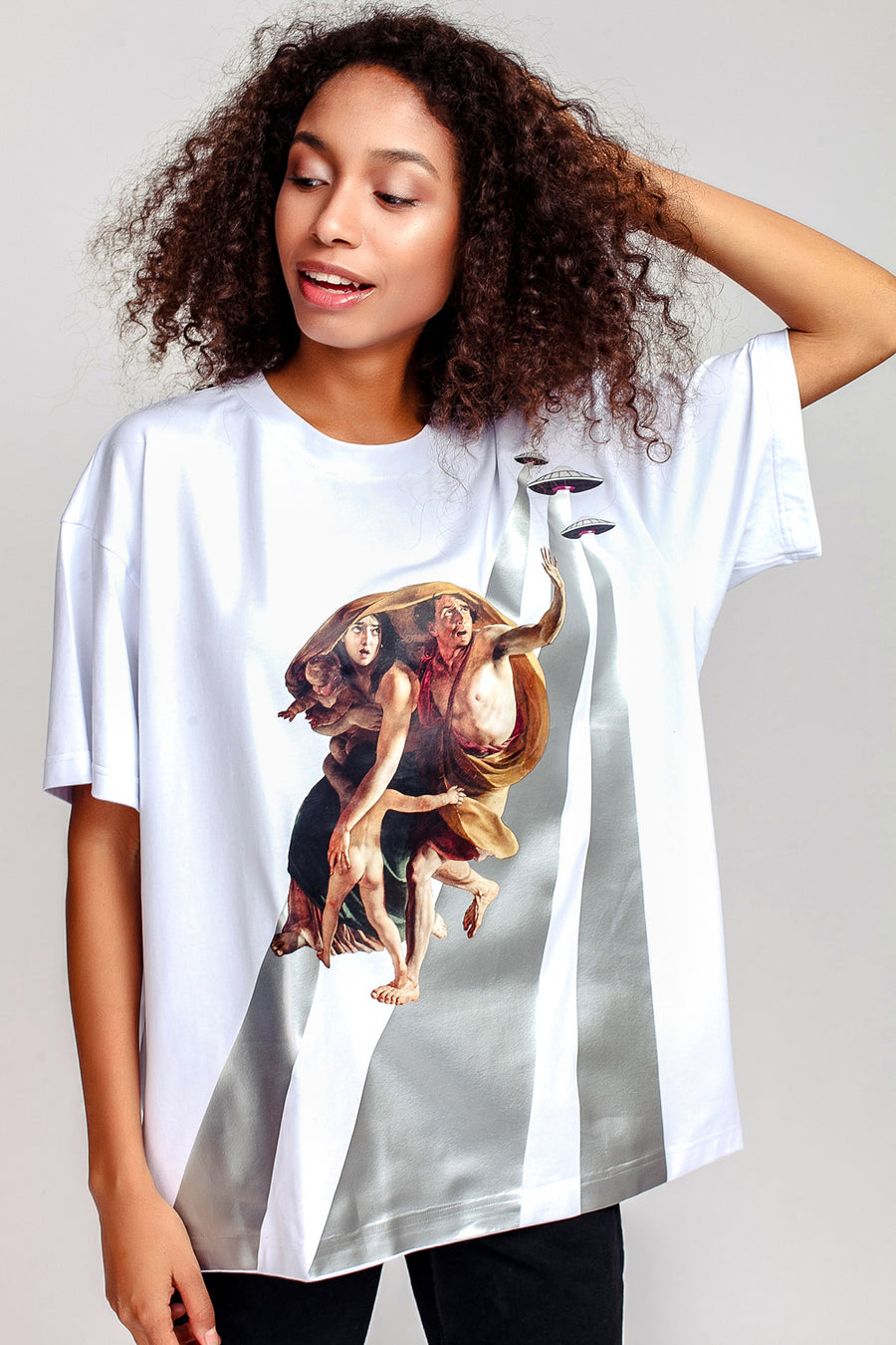 Last Day Oversized T-Shirt