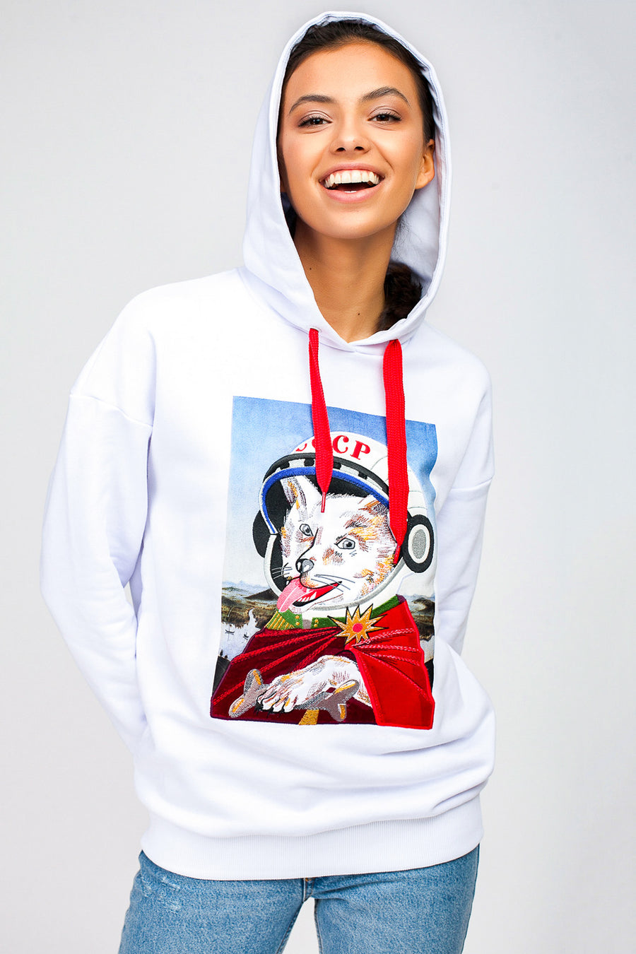 Strelka Hooded Sweatshirt