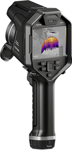 Fotric 346A-L25 - Advanced Thermal Imager with 25 Degree Lens (384 x 288 Resolution)