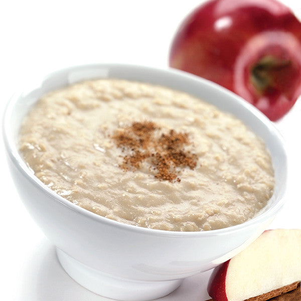 Apple & Cinnamon Oatmeal