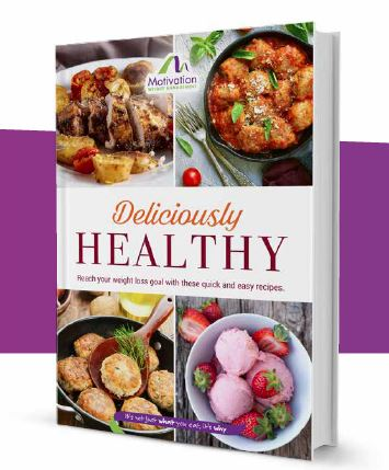Deliciously Healthy Recipe Book