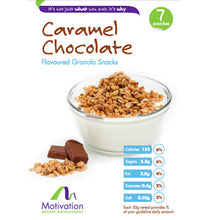 Caramel Chocolate Granola