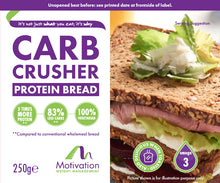 Carb Crusher Protein Bread