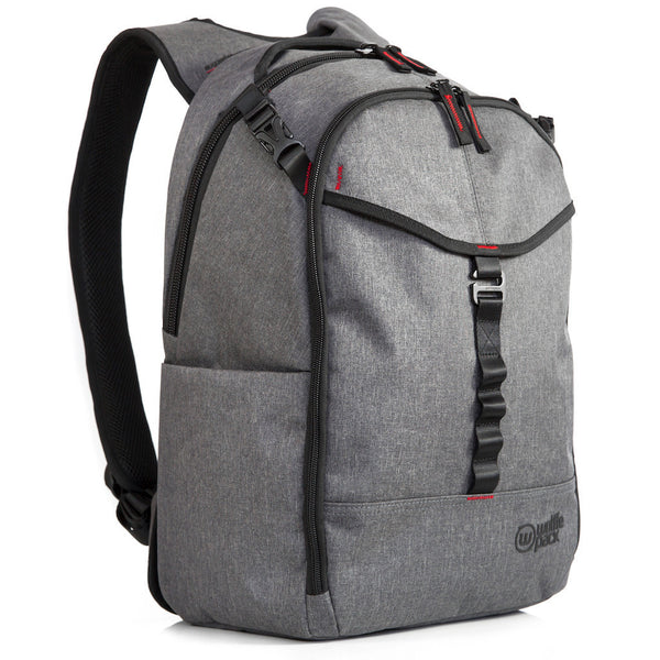 Wolffepack Capture, The Ultimate Backpack for Cameras & Access, 26L, Grey