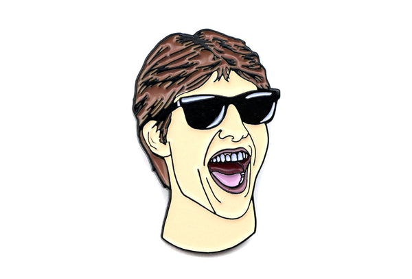 Tom Cruise pin Risky Business