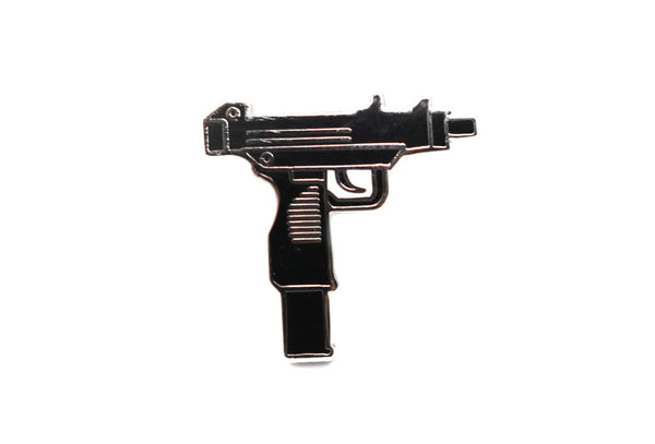 Uzi machine gun pin