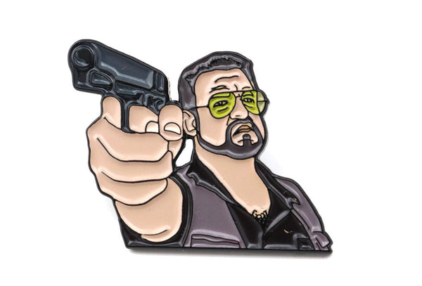 Walter Sobchak pin from The Big Lebowski
