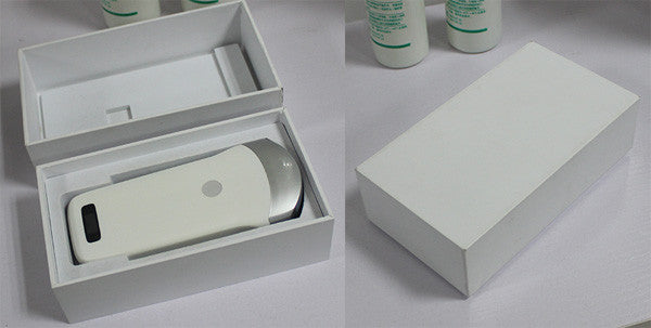 Wifi Wireless Convex Array Probe Type Ultrasound Scanner 3.5Mhz/64E + <B>FREE SHIPPING</B>