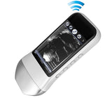 Wifi Wireless Linear Array Probe Type Ultrasound Scanner 12Mhz/128E with Built-in Screen <B>FREE SHIPPING</B>