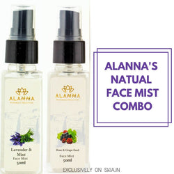 ALANNA'S NATURAL FACE MIST COMBO