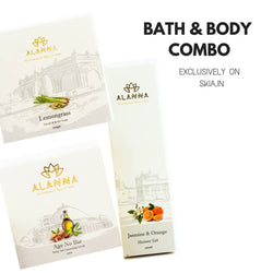 ALANNA'S BATH & BODY COMBO