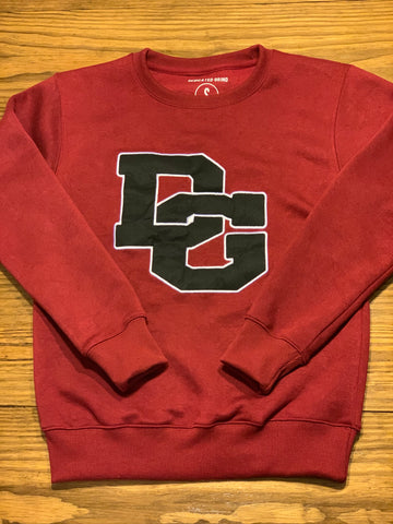"Dedicated Grind ""Classic DG"" Sweaters"