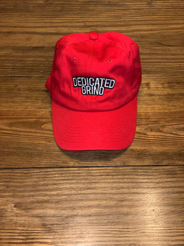 "Dedicated Grind ""Classic"" Dad Hat"