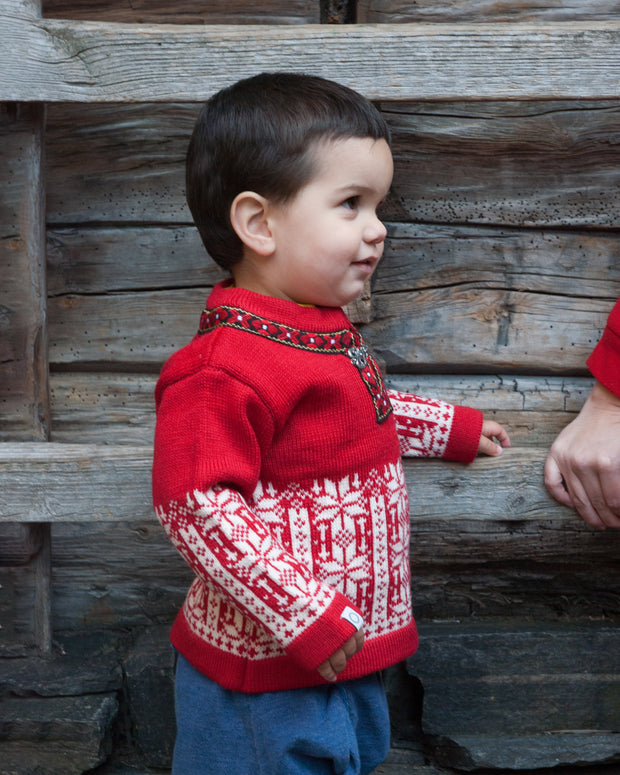 Ulriken Children's Sweater