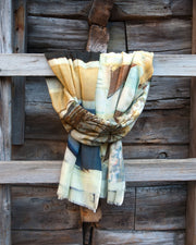 Nordnes Wool and Silk Scarf