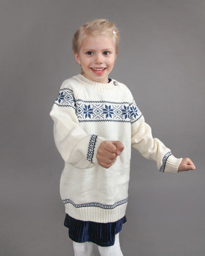 Nøstet Children's Sweater