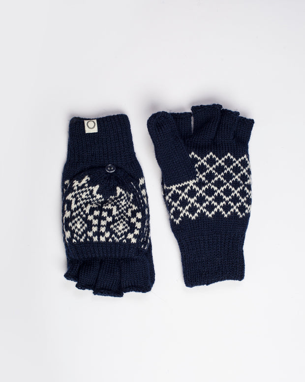 Rundemann Fingerless Gloves