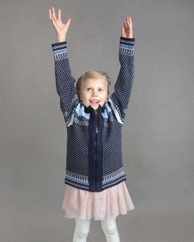 Skansen Children's Cardigan