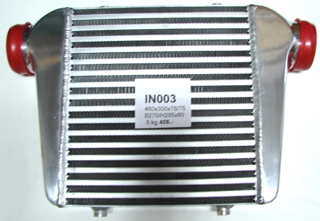 Intercooler Alu : 6.4CRP-IN003