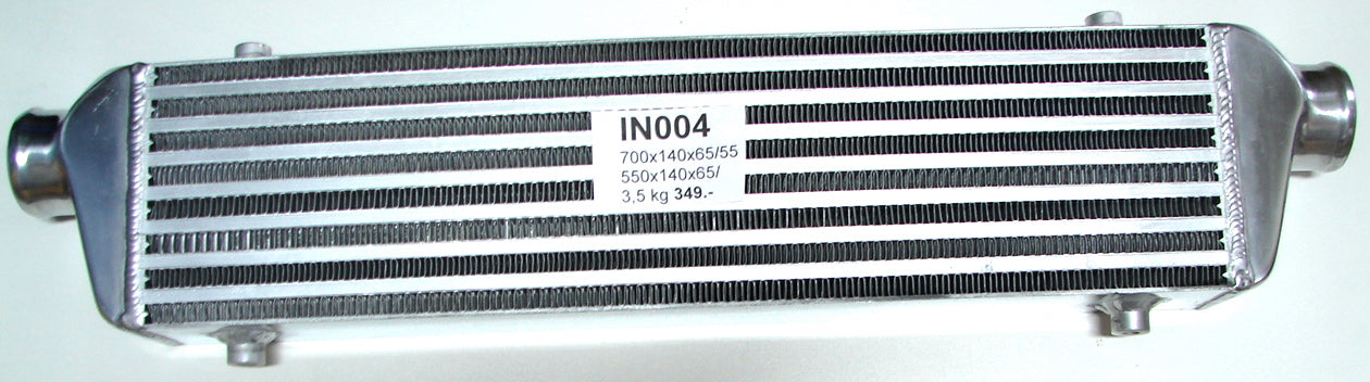 Intercooler Alu : 6.4CRP-IN004