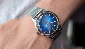 MILENEAL Prestige Ocean Blue (Quartz) Review By Watchitallabout