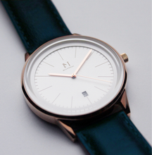 Classic Series | Rose Gold | White
