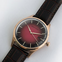 Prestige Autumn Red Automatic Rose Gold [Pre-order]