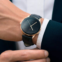 Classic Series | Rose Gold | Black