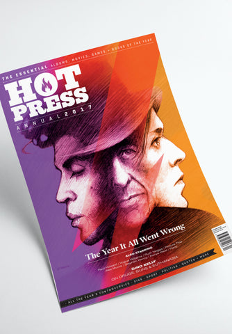 Hot Press 40-22: 2017 Annual Published December 2016