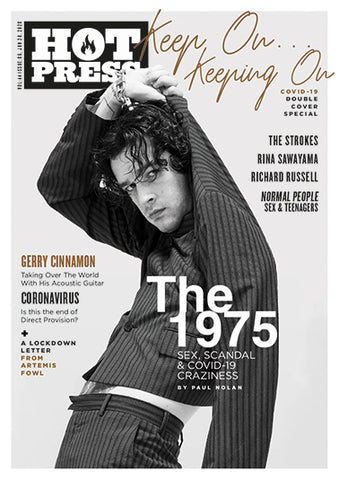 Hot Press 44-06: The 1975 - Special Covers