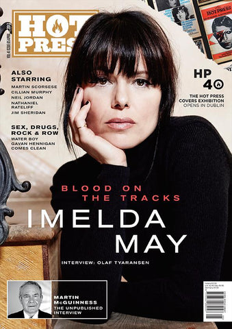 Hot Press 41-05: Imelda May