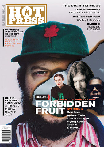 Hot Press 41-09: Forbidden Fruit