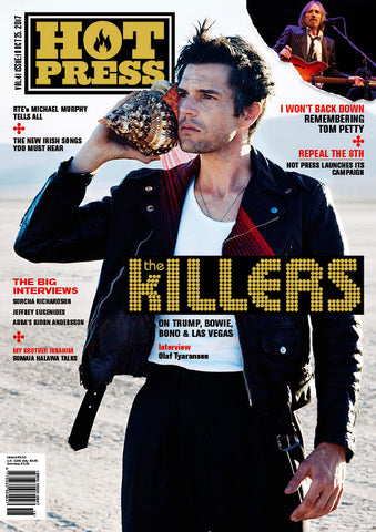 Hot Press 41-18: The Killers