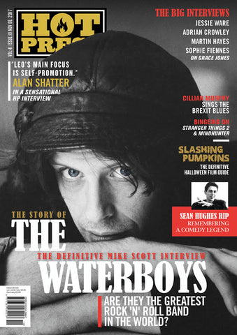 Hot Press 41-19: The Waterboys